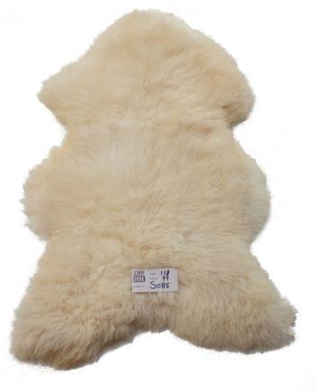 witte schapenvacht S085
