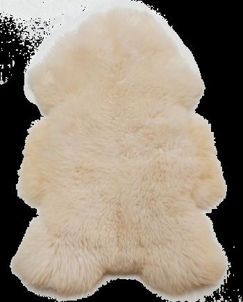 goedkope witte schapenvacht