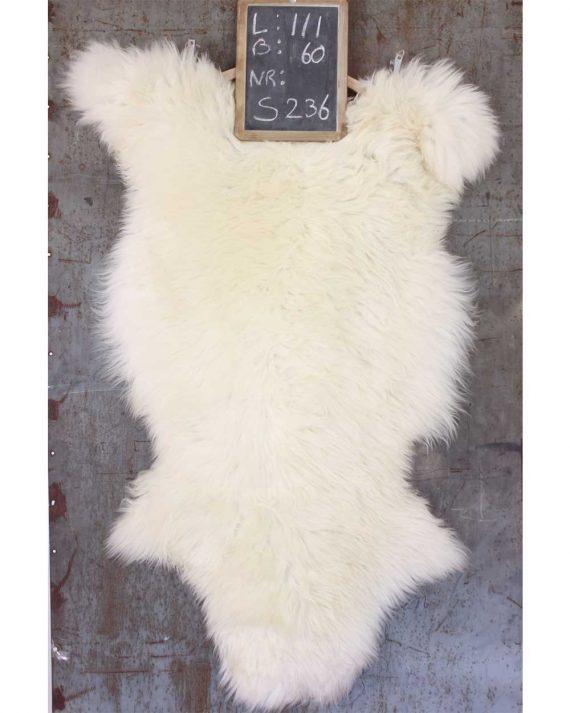 Schapenvacht wit XL S236