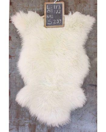 Schapenvacht wit XL S239